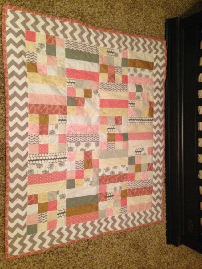 Scrappy Princess Quilt Tutorial | Sew You Think You Can Cook