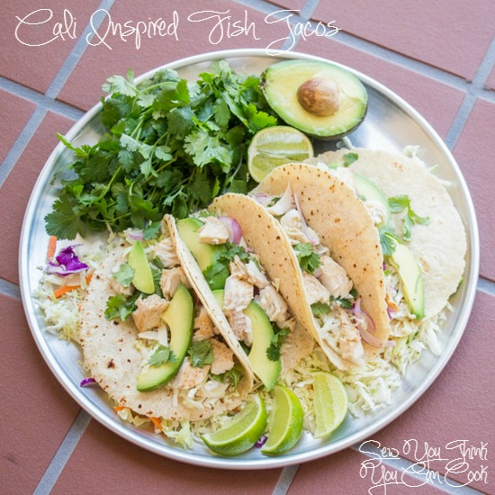 Cali Inspired Fish Tacos for #SundaySupper from Sew You Think You Can Cook (1)