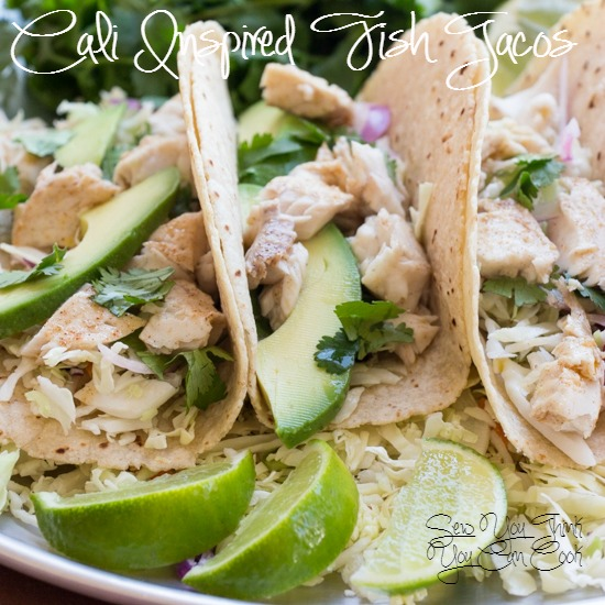 Cali Inspired Fish Tacos for #SundaySupper from Sew You Think You Can Cook (2)