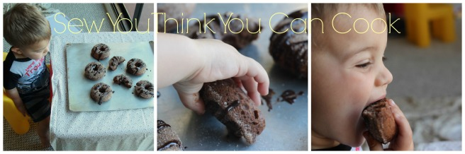 Chocolate Snickerdoodle Doughnuts  Sew You Think You Can Cook