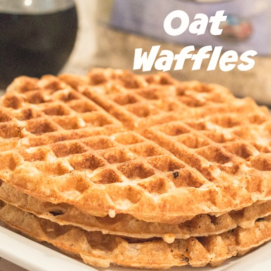 Oat Waffles  Sew You Think You Can Cook