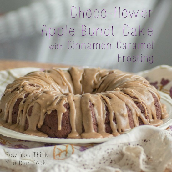choco-flower-apple-bundt-cake-with-cinnamon-caramel-frosting-for-bundtbakers-from-sew-you-think-you-can-cook