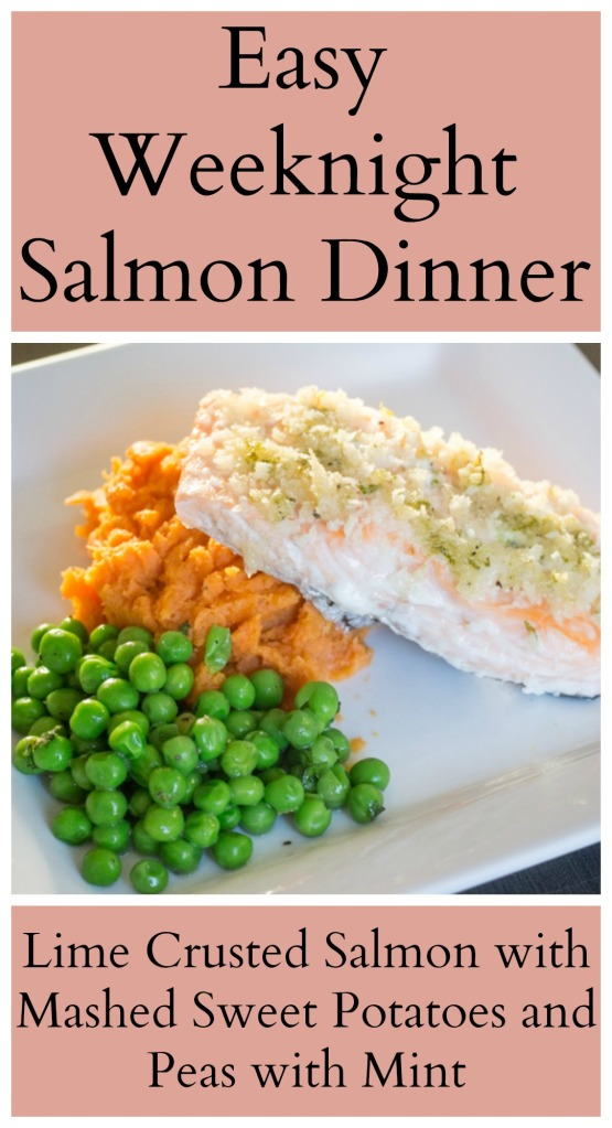 Easy Weeknight Salmon Dinner for #SecretRecipeClub from Sew You Think You Can Cook | http://sewyouthinkyoucancook.com