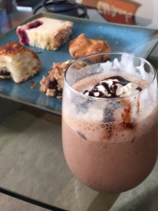 Chocolate Chip Mocha Smoothie for #SundaySupper from Sew You Think You Can Cook (1)