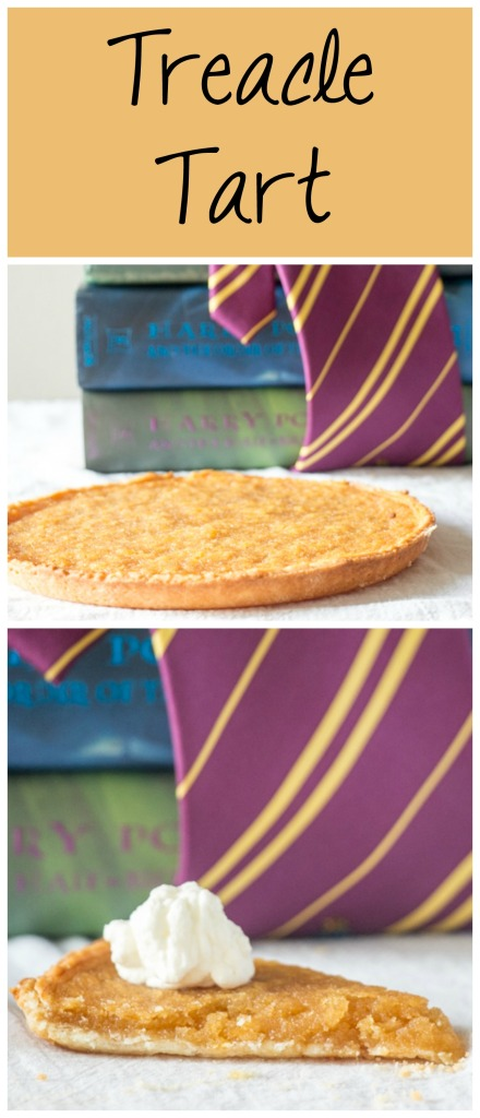 Treacle Tart | Sew You Think You Can Cook | http://sewyouthinkyoucancook.com