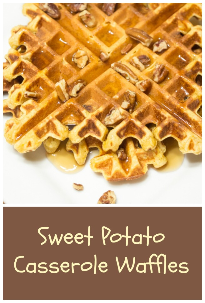 Sweet Potato Casserole for #SundaySupper from Sew You Think You Can Cook