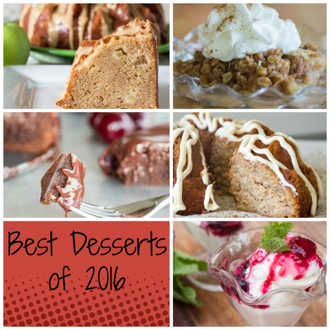 Best Dessert of 2016 | Sew You Think You Can Cook