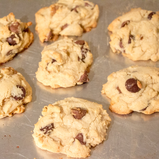 Chocolate Chip Cookies | Sew You Think You Can Cook | http://sewyouthinkyoucancook.com