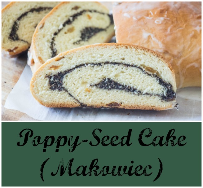 Poppy-Seed Cake (Makowiec) | Sew You Think You Can Cook | http://sewyouthinkyoucancook.com