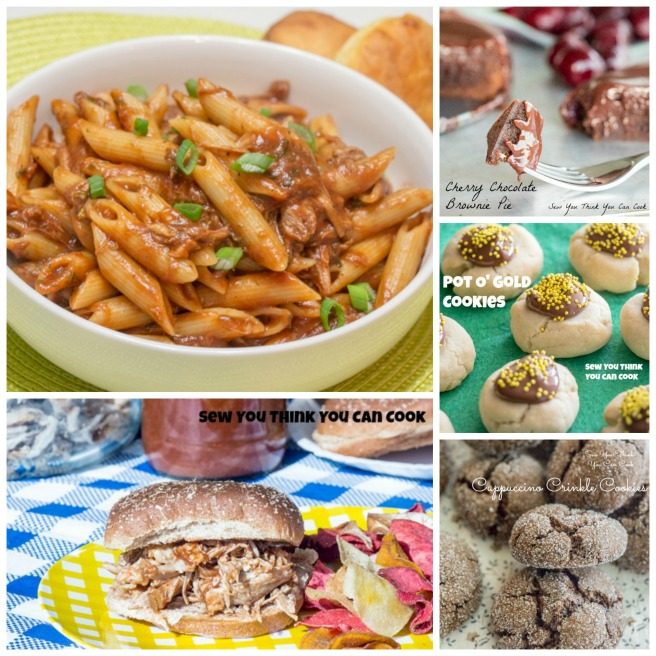 Top 5 posts of 2016 | Sew You Think You Can Cook | http://sewyouthinkyoucancook.com