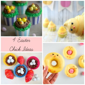 4 Easter Chick Ideas Sew You Think You Can Cook