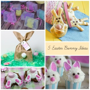 5 Easter Bunny Ideas | Sew You Think You Can Cook