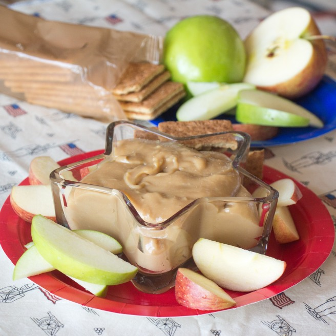 Caramel Apple Dip for #FoodieExtravaganza from Sew You Think You Can Cook