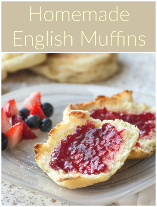 English Muffins for #BrunchWeek from Sew You Think You Can Cook (2)