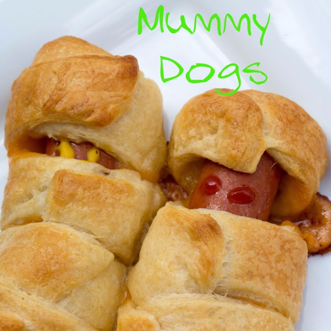 Mummy Dogs | Sew You Think You Can Cook