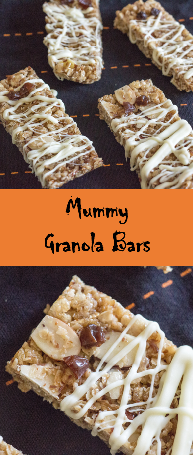 Mummy Granola Bars | Sew You Think You Can Cook