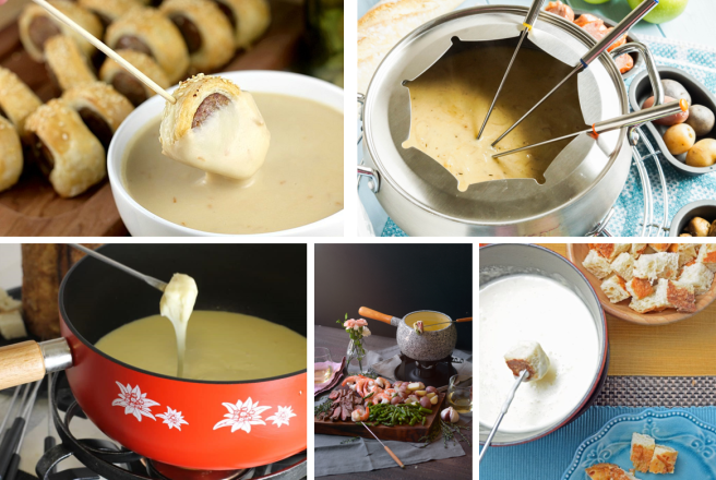 Cheese Fondue Round-Up | Sew You Think You Can Cook